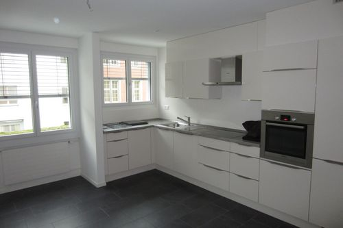 wundersch ne 3 1 2 zimmer wohnung mit hohem ausbaustandard. Black Bedroom Furniture Sets. Home Design Ideas